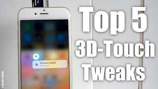 getlinkyoutube.com-[iOS 9] BEST 3D-Touch Cydia Tweaks | iPhone, iPad, iPod touch