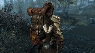 Skyrim Mod of the Day - Episode 198: Mage Backpack - YouTube