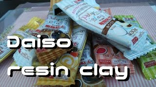 getlinkyoutube.com-スイーツデコ*レビュー~ダイソー樹脂粘土~ /DecoSweets*Review~Daiso, resin clay~