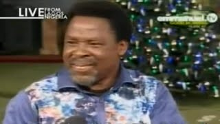 getlinkyoutube.com-SCOAN 04/01/15: WATER THERAPY: DISCOVERING YOUR REAL VALUE By TB JOSHUA. Emmanuel TV