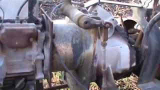 getlinkyoutube.com-Самодельный трактор от Валерия!