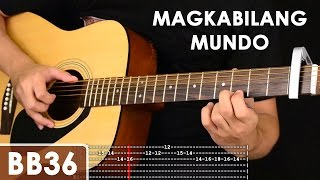 getlinkyoutube.com-Magkabilang Mundo - Jireh Lim Guitar Tutorial (includes chords, strumming, adlib - solo lesson)