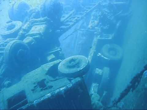Zenobia Wreck Diving - Κατάδυση στο Ναυάγιο Ζηνοβί