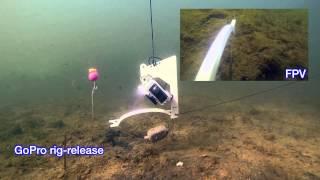 getlinkyoutube.com-DJI Phantom2 winch camera with rig release for carp fishing