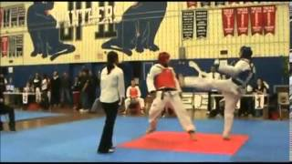 getlinkyoutube.com-Taekwondo Peleas Increibles