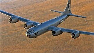 EL BOMBARDERO BOEING B-29 SUPERFORTRESS (LA SUPERFORTALEZA VOLANTE)