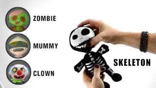 getlinkyoutube.com-Tekky Toys Pull Apart Monsters