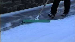 getlinkyoutube.com-Easiest Way To Shovel Snow