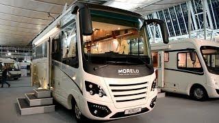 getlinkyoutube.com-New Neu MORELO PALACE 88 LB CLASSIC First Class Reisemobil / Wohnmobil ( 2013 - 2014 )