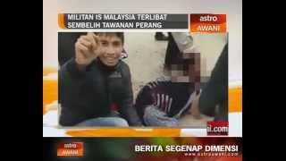 getlinkyoutube.com-Militan IS Malaysia terlibat sembelih tawanan perang