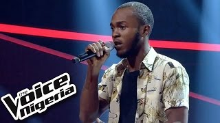 Prime sings 'Royals' / Blind Auditions / The Voice Nigeria 2016