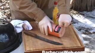getlinkyoutube.com-Hickory Smoked BBQ Pit Boys Bologna Barbecue