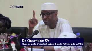 30% des ressources de l'État malien seront consacrées aux collectivités, à l'horizon 2018