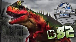 getlinkyoutube.com-Carnosaurolophus! || Jurassic World - The Game - Ep 82 HD