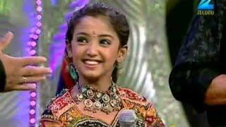 Aataah 6 Juniors - Episode 35 of 3rd December 2012 - Best Contestant
