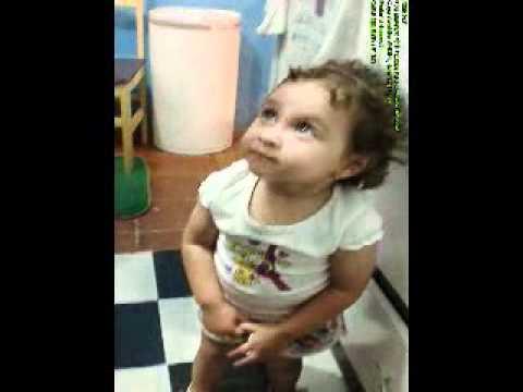 SOFIA DANÇANDO BABY by JUSTIN BIBER!
