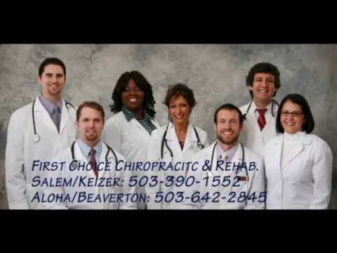 Neck and Back Injury Relief with Chiropractic & Physical Therapy, Salem, Keizer, & Beaverton Oregon