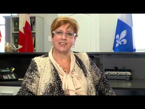 Portes ouvertes au bureau de la députée Sylvie Boucher