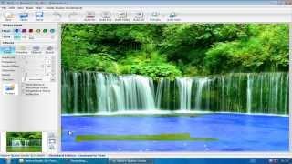getlinkyoutube.com-برنامج رائع يجعل الماء يتحرك في صورتك