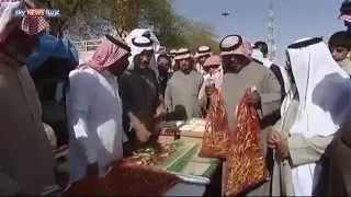 اكل الجراد في السعودية