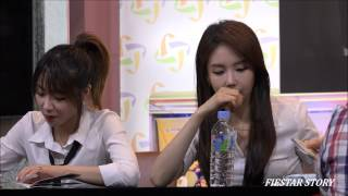 getlinkyoutube.com-[15.05.16] 피에스타(FIESTAR) 대전 은행동 신지하상가 팬싸인회