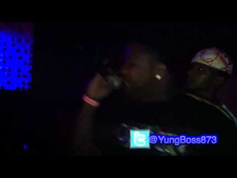 YUNG BOSS-CLUB HEAT LIVE(STUNTIN) DJ RICH3 RICH