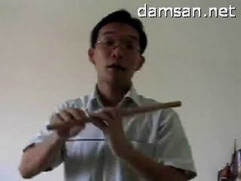 trile - sao truc viet nam - vietnam bamboo flute