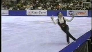 getlinkyoutube.com-Rudy Galindo - 1996 U.S. Figure Skating Championships, Men's Short Program