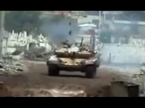 Syria - Men versus Tanks in Darayya - The powerful T-72 Tank Raids. (32min)