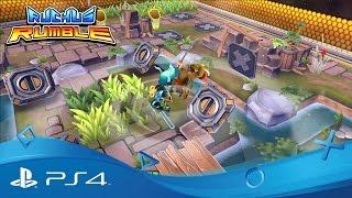 getlinkyoutube.com-Ruckus Rumble   Gameplay Trailer   PS4