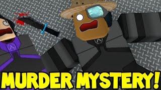 getlinkyoutube.com-Roblox | MURDER MYSTERY | MOST HARDCORE DEATHS!!