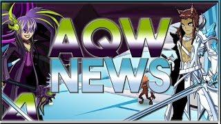 AQW News: Crownsreach, Chaos Alignment, Crownreach Militia Faction, Plane of Ice