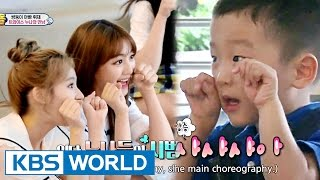 getlinkyoutube.com-The Return of Superman | 슈퍼맨이 돌아왔다 - Ep.142 [ENG / 2016.08.14]