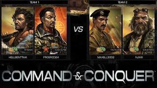 getlinkyoutube.com-Command & Conquer Alpha - Team Battle 2