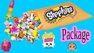 getlinkyoutube.com-Random Ebay Package Lot of 10 Shopkins Season with Exclusives - Toy Unboxing Video Cookieswirlc