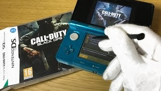 getlinkyoutube.com-BLACK OPS ZOMBIES ON DS... Call of Duty BO1 Nintendo DS Gameplay