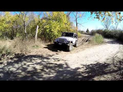 The Syncro visits The Cliffs Insane Terraine Off-r