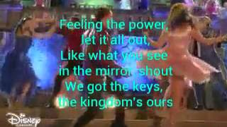 getlinkyoutube.com-Lyrics from Set it off - Descendants