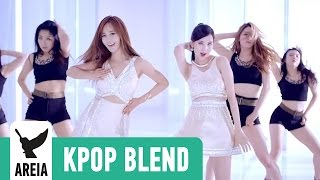 getlinkyoutube.com-[KPOP MASHUP MV] Yuri x Seohyun x Dalshabet - Joker's Secret | Areia Kpop Blend #3A