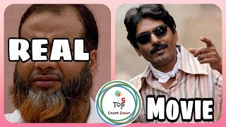 Gangs of wassepur REAL LIFE Characters 😵😵😵