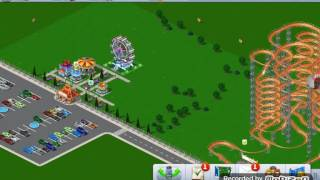 getlinkyoutube.com-Roller coaster tycoon 4 land cheat/cheat codes/unlimited xp/and more !