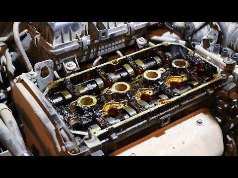 Kia Rio. A5D. Замена прокладки клапанной крышки