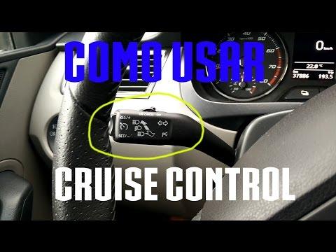 Como Usar El Sistema De Cruise Control De Tu Auto