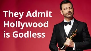 OSCARS ADMIT GODLESS HOLLYWOOD, WITCHCRAFT AND PROMOTES RACISM