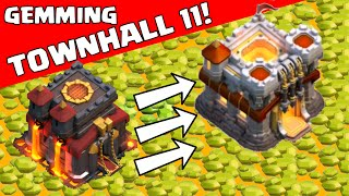 getlinkyoutube.com-Clash of Clans GEMMING TO TOWN HALL 11 | WHAT TO UPGRADE FIRST AT TH 11 | SECRET UPDATE REVIEW