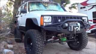 getlinkyoutube.com-1996 Jeep Cherokee XJ Tour