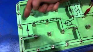 time delay circuit using locktronics to control glow plug operationtime delay circuit using locktronics to control glow plug operation in a diesel engine youtube