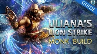 getlinkyoutube.com-D3 RoS - Monk Uliana's Lion Strike Patch 2.4.1 Season 6