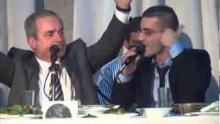 getlinkyoutube.com-(37) زجل لبناني- مطعم آصاف - نبع القطين - لقاء الأجيال