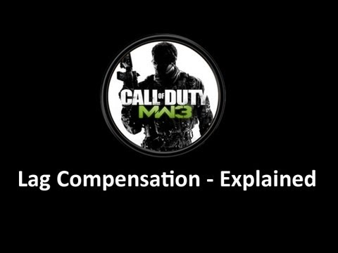 MW3 - Lag Compensation Explained